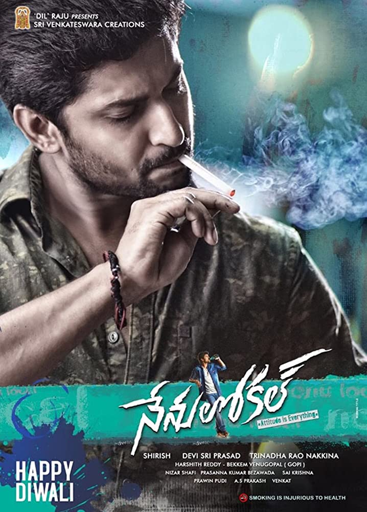Nenu Local (2017) Dual Audio UNCUT 720p | 480p Download