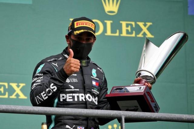 F1 GP de Belgique 2020 : Victoire Lewis Hamilton (Mercedes) 1053878