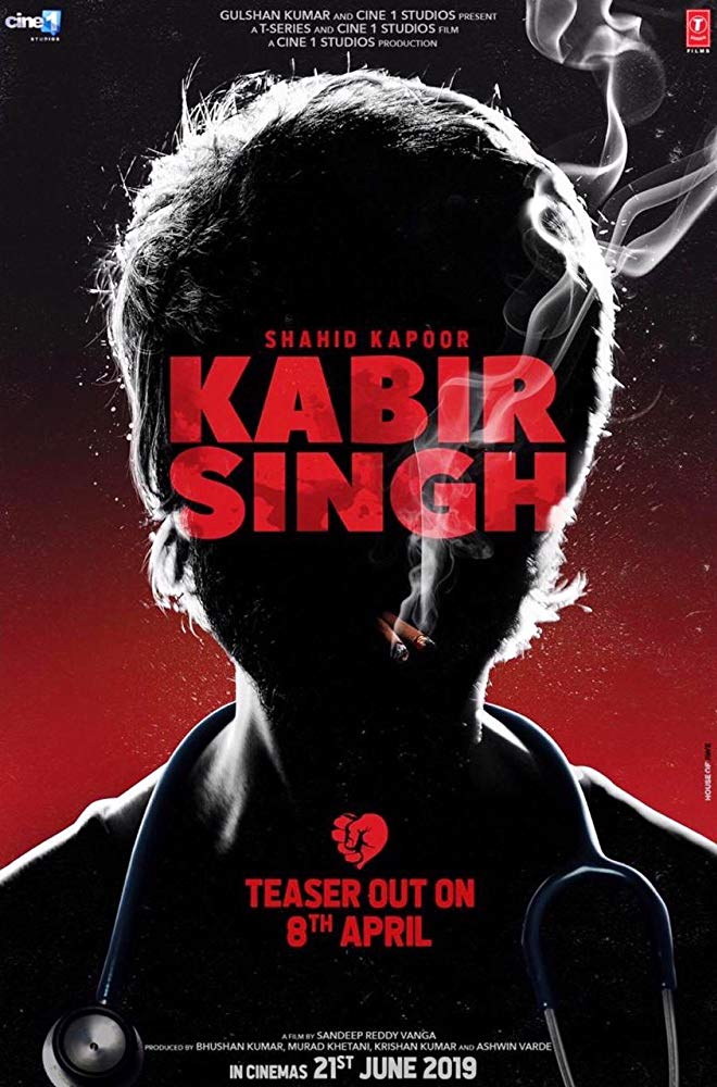 Kabir Singh (2019) 720p Hindi DVDScr x264 AAC 918 MiB