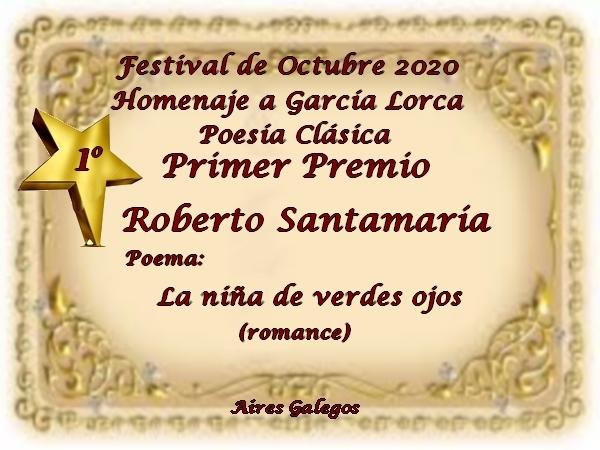 Premios de Roberto Santamaría Primero-clasica-ROBERTO