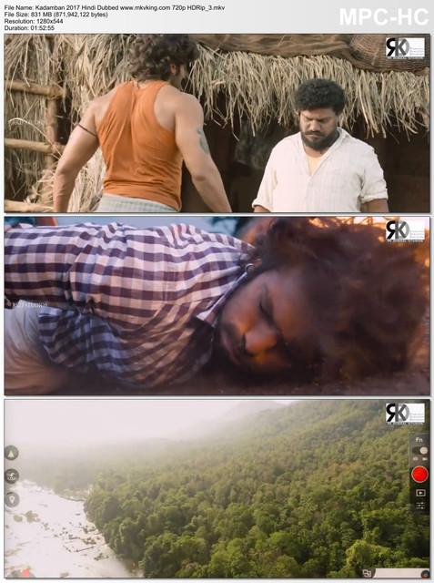 Kadamban 2017 Hindi Dubbed www mkvking com 720p HDRip 3 mkv thumbs 2018 09 29 23 51 33