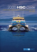 2000 HSC code: International code of safety for high-speed craft, 2000