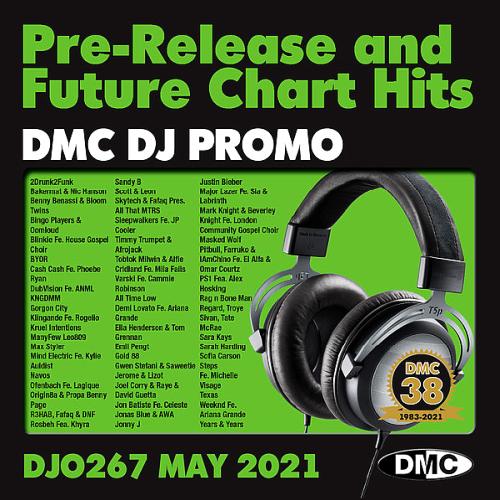 DMC DJ Promo Vol. 267 (2021)