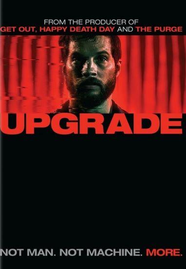 Upgrade (2018) PL.AC3.DVDRip.XviD-GR4PE | Lektor PL