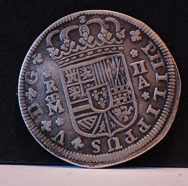 Una de Felipe v Moneda-1-1-de-1