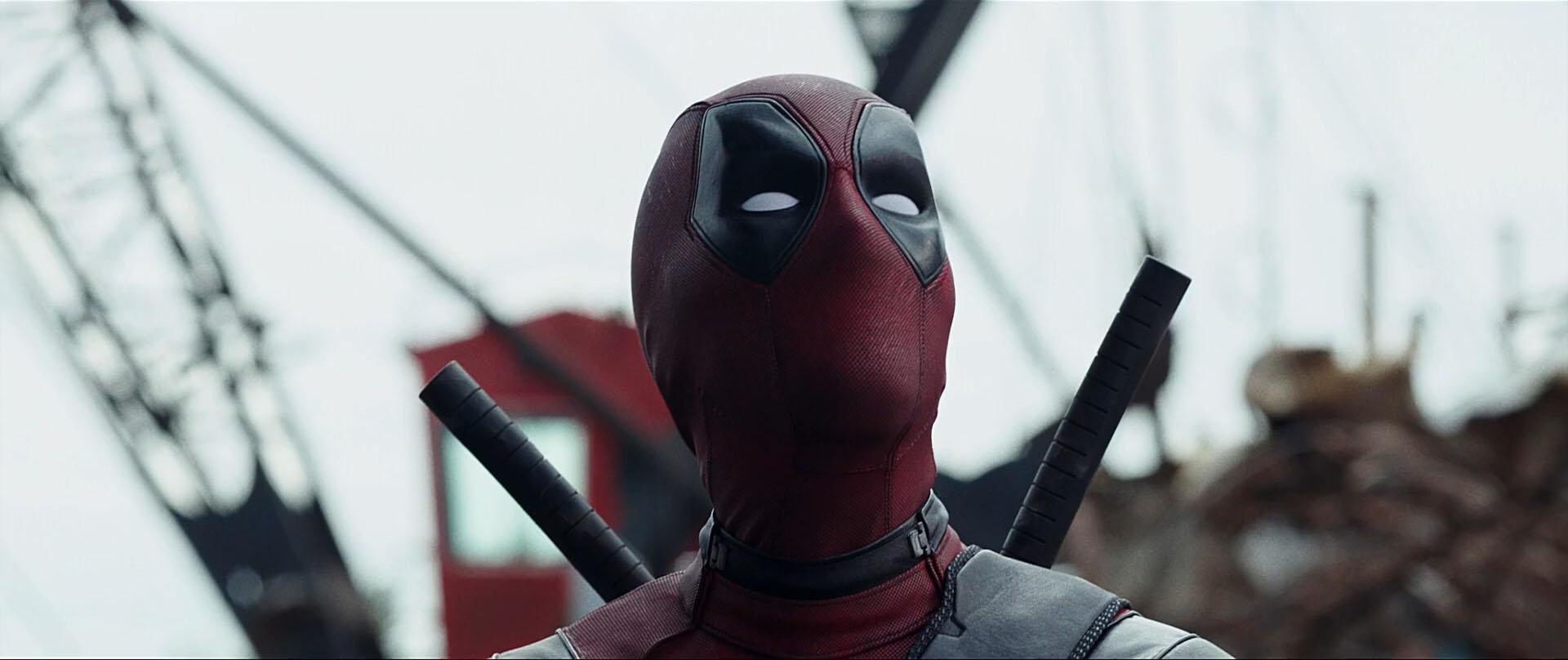 Deadpool | 1-2 | BoxSet | m1080p | BluRay | Dual | TR-EN | Tek Link
