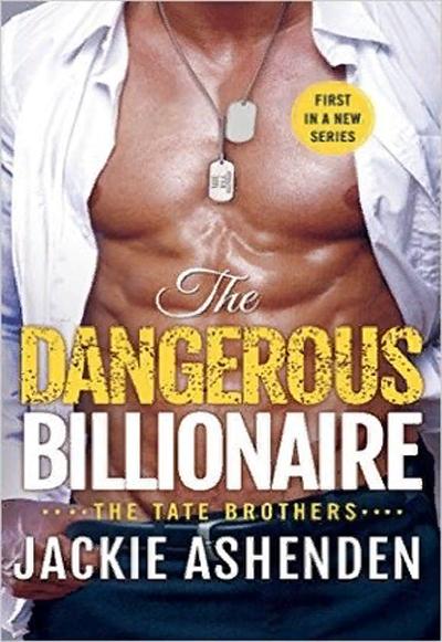 Опасный миллиардер. Джеки Эшенден