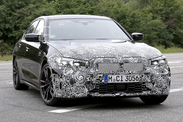 2022 - [BMW] Série 3 restylée  - Page 2 4655-FD22-64-C8-4375-9742-562-C20-A24992