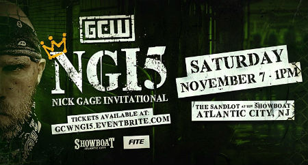 GCW Nick Gage Invitational 5 (7 Nov 2020) Full Show Online