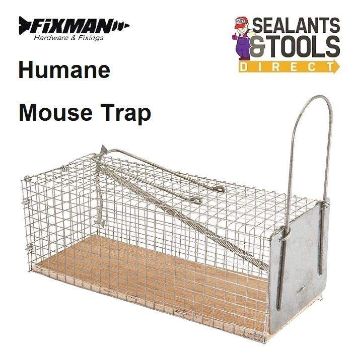 Fixman-humane-mouse-cage-trape-197512