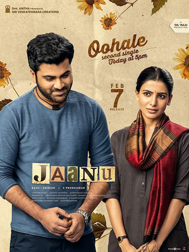 Jaanu (2021) Hindi Dubbed Movie 720p HDRip AAC