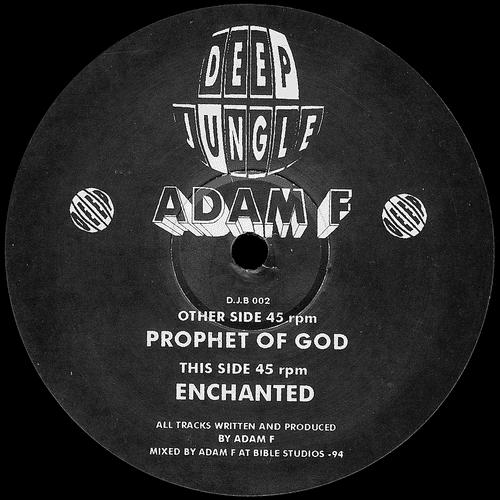 Download Adam F - Prophet Of God / Enchanted mp3