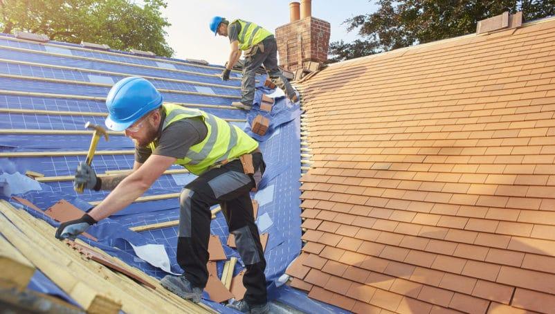 Brampton roofing