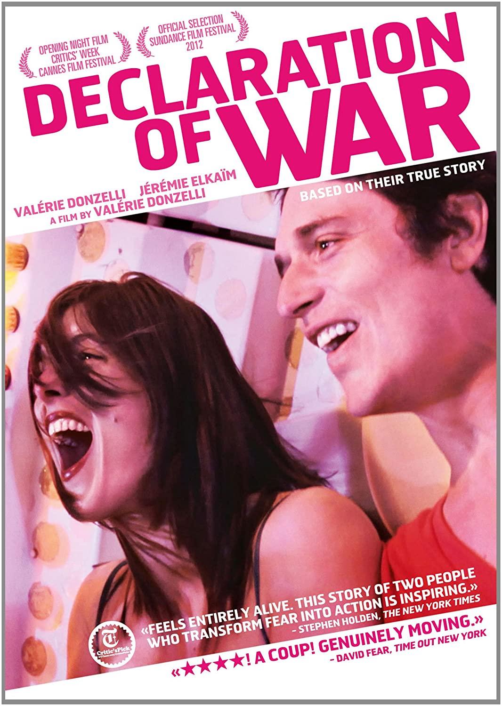 მე ვაცხადებ ომს,DECLARATION OF WAR