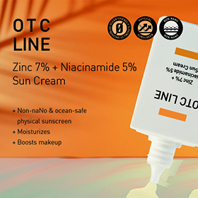 Inorganic UV filter only Non-naNo sunscreen that is free of D4/D5/D* It also contains Niacinamide (Vitamin B3) 5% which prevents and helps reduce pigmentation.