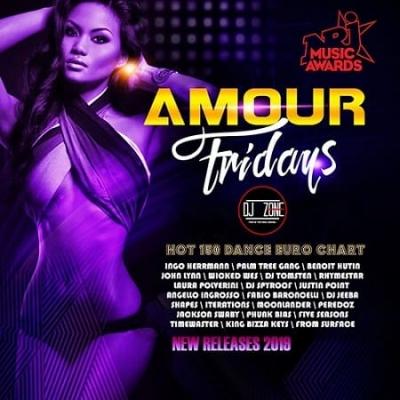 VA - Amour Fridays DJ Zone [MP3|320 Kbps]