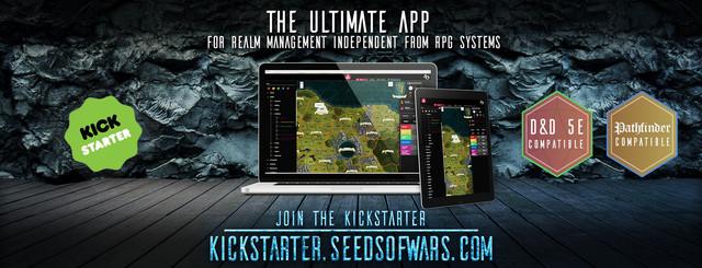 Seeds of Wars Web Application