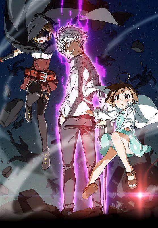 Toaru Kagaku no Accelerator الحلقة 3