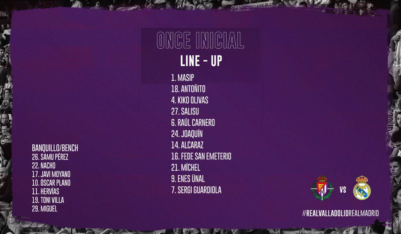 Real Valladolid C.F. - Real Madrid C.F. Domingo 26 de Enero. 21:00 IMG-20200126-195233