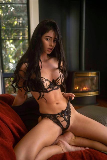 Cook nude jaylene Playboy Model
