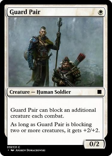 Guard Pair