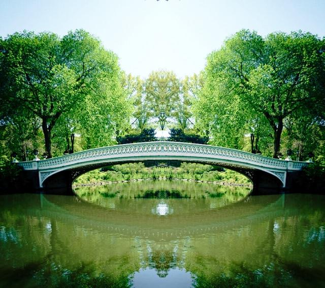 Bow Bridge Reflection Central Park.jpg