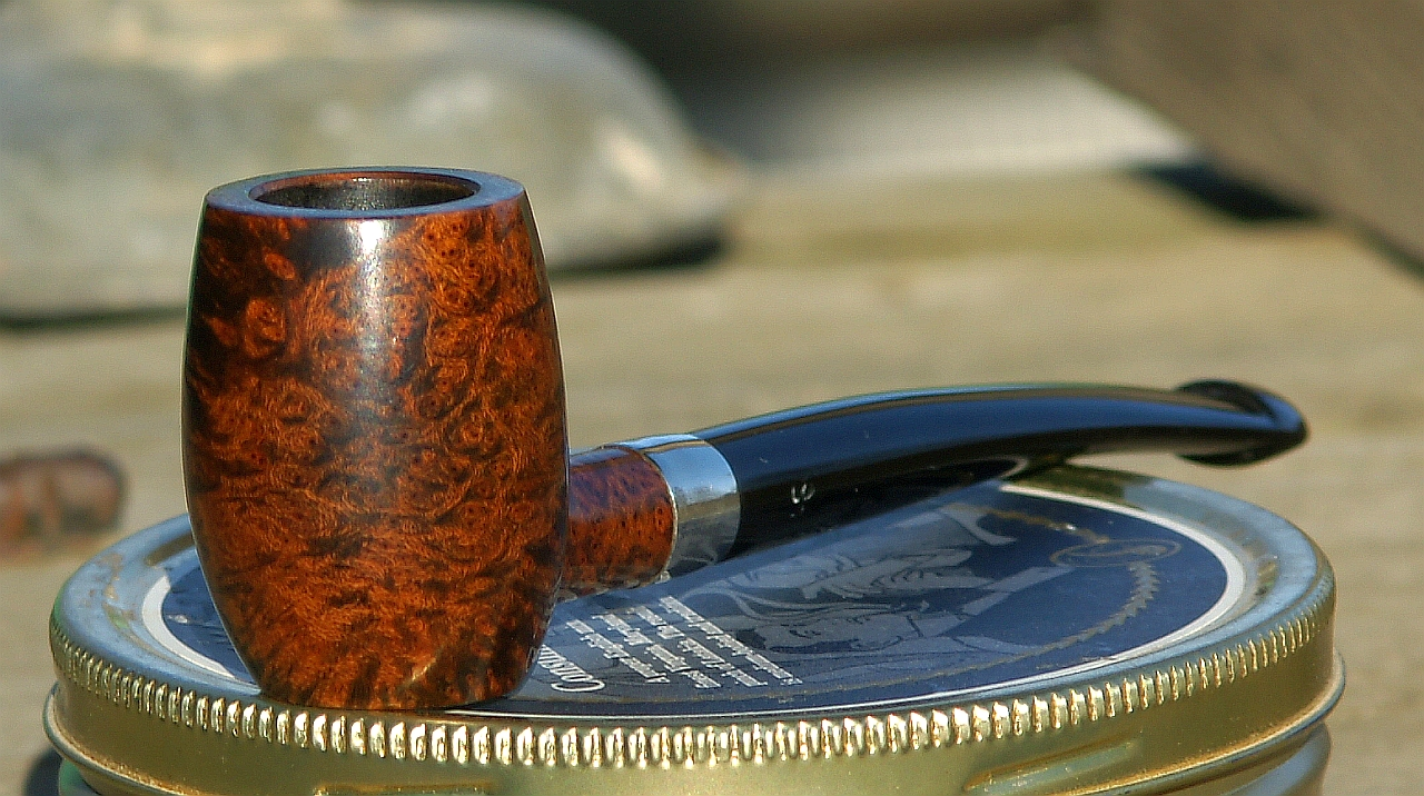 Peterson Barrel small pipe