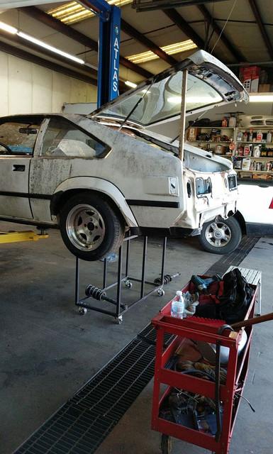 s13-subframe-on-car