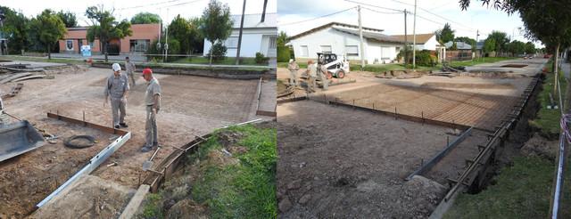 Locales: El Municipio de Aldea San Antonio avanza en obras Públicas