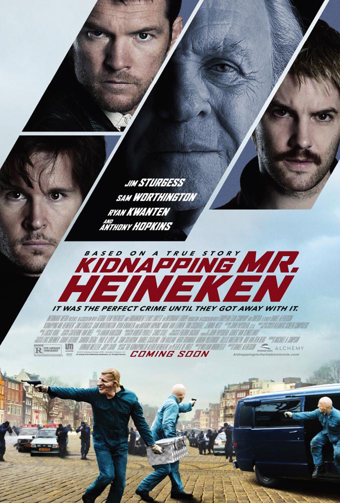 ფრედი ჰეინეკენის მოტაცება KIDNAPPING MR. HEINEKEN