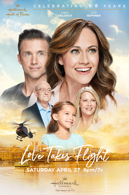 Love Takes Flight (2019) 480p WEB-DL x264 300MB Download