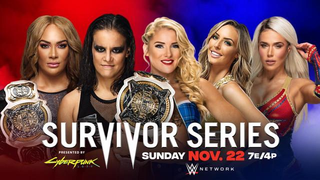 Lucha Tradicional Survivor Series Femenino