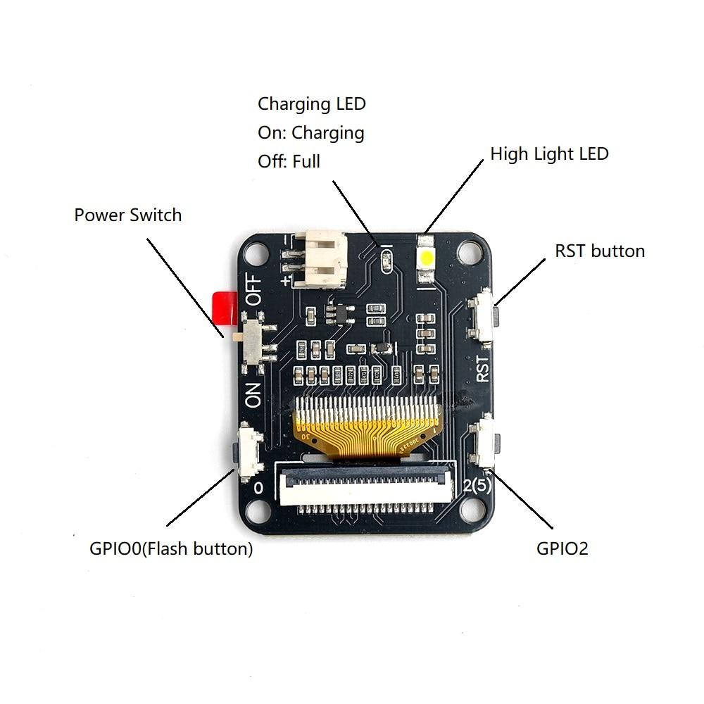 Detalles acerca de DSTIKE WiFi Deauther Jammer ESP8266 Smart Watch Wireless  Radio Monitor ESP32