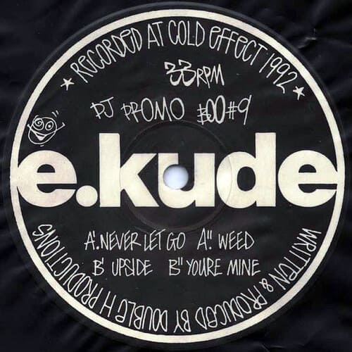 e.kude - Never Let Go