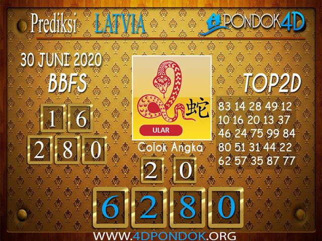Prediksi Togel LATVIA POOLS PONDOK4D 30 JUNI 2020