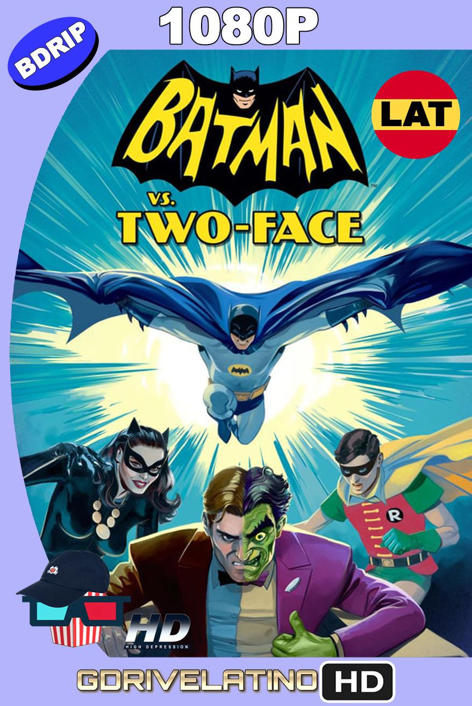 Batman vs Dos-Caras (2017) BDRip 1080p Latino-Inglés MKV