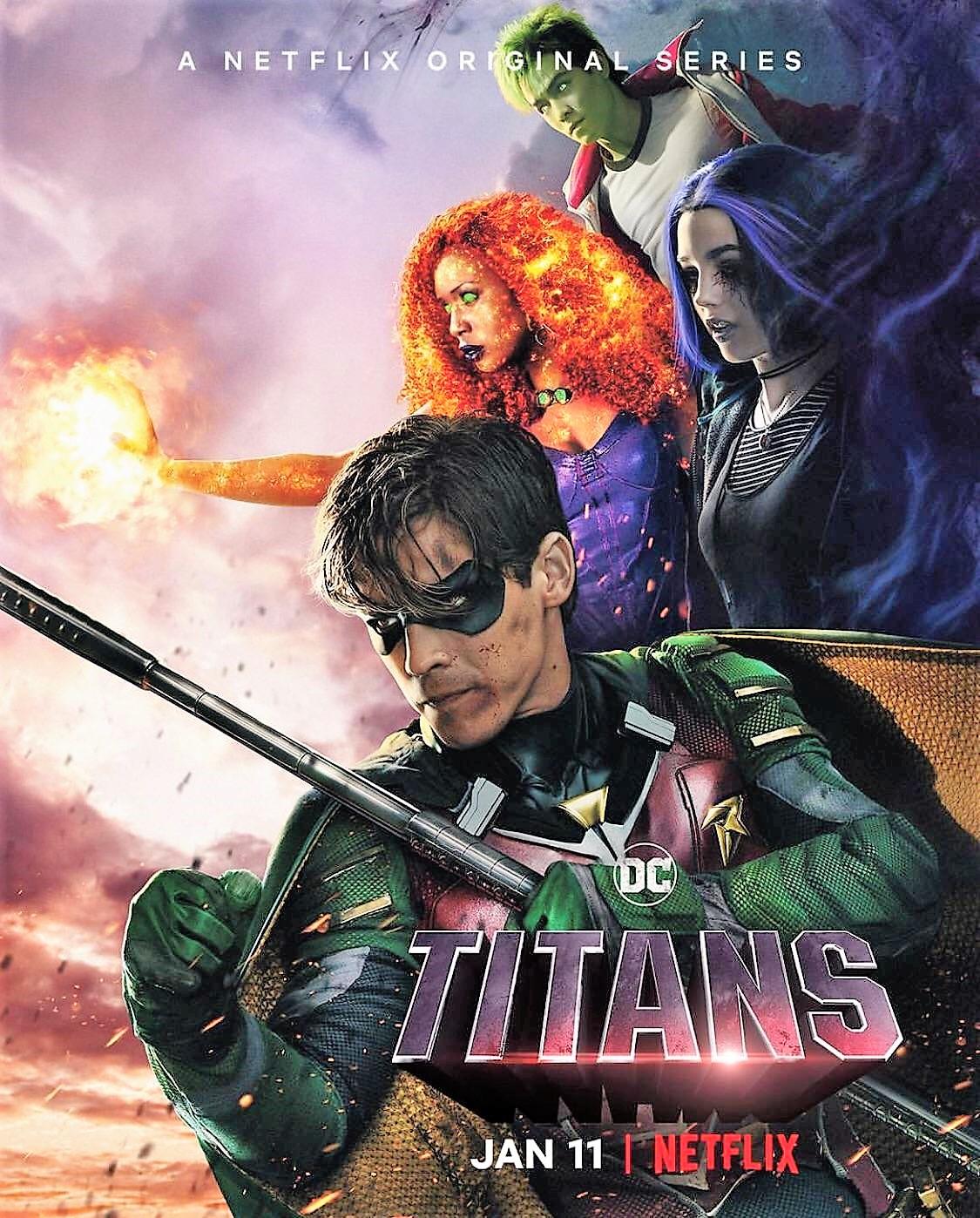 Titans (2018) Season 1 1080p x265 10Bits Dual