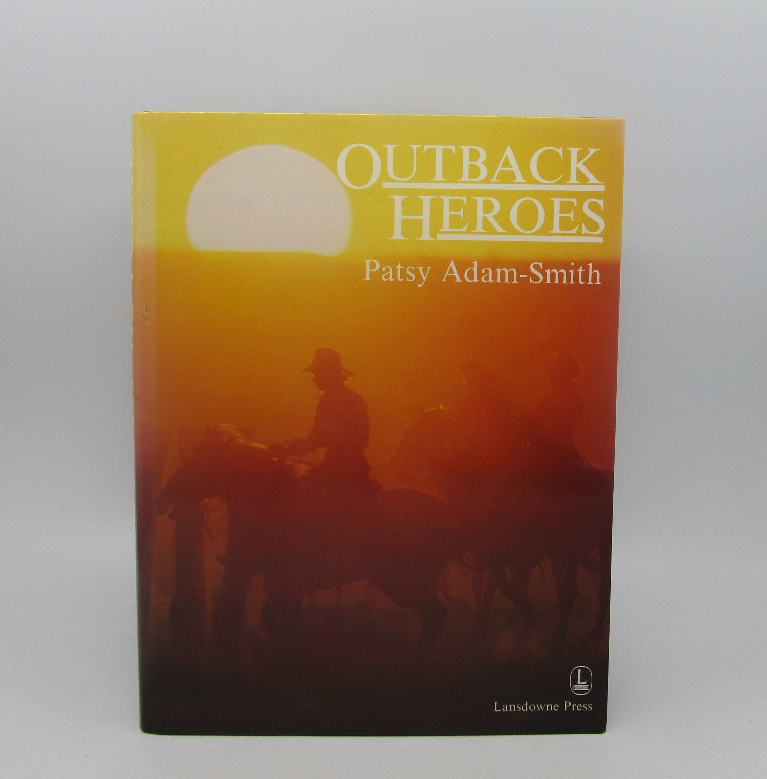 Image for Outback Heroes (First Edition)