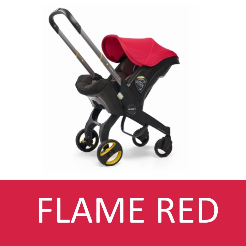 flame-red