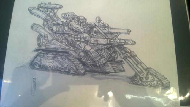 Galerie Daniel Maghen [originaux Warhammer Battle & 40K] 10