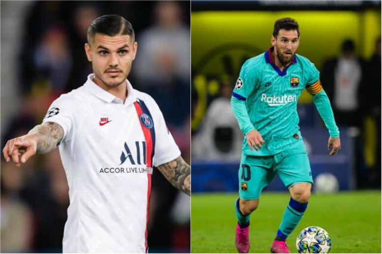 Dove vedere PSG BARCELLONA Streaming Live Video: Icardi vs Messi