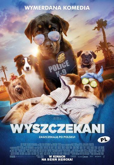 Wyszczekani / Show Dogs (2018) PLDUB.BRRip.XviD-GR4PE | Dubbing PL