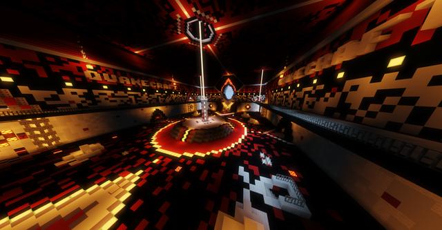 Quake minigame map