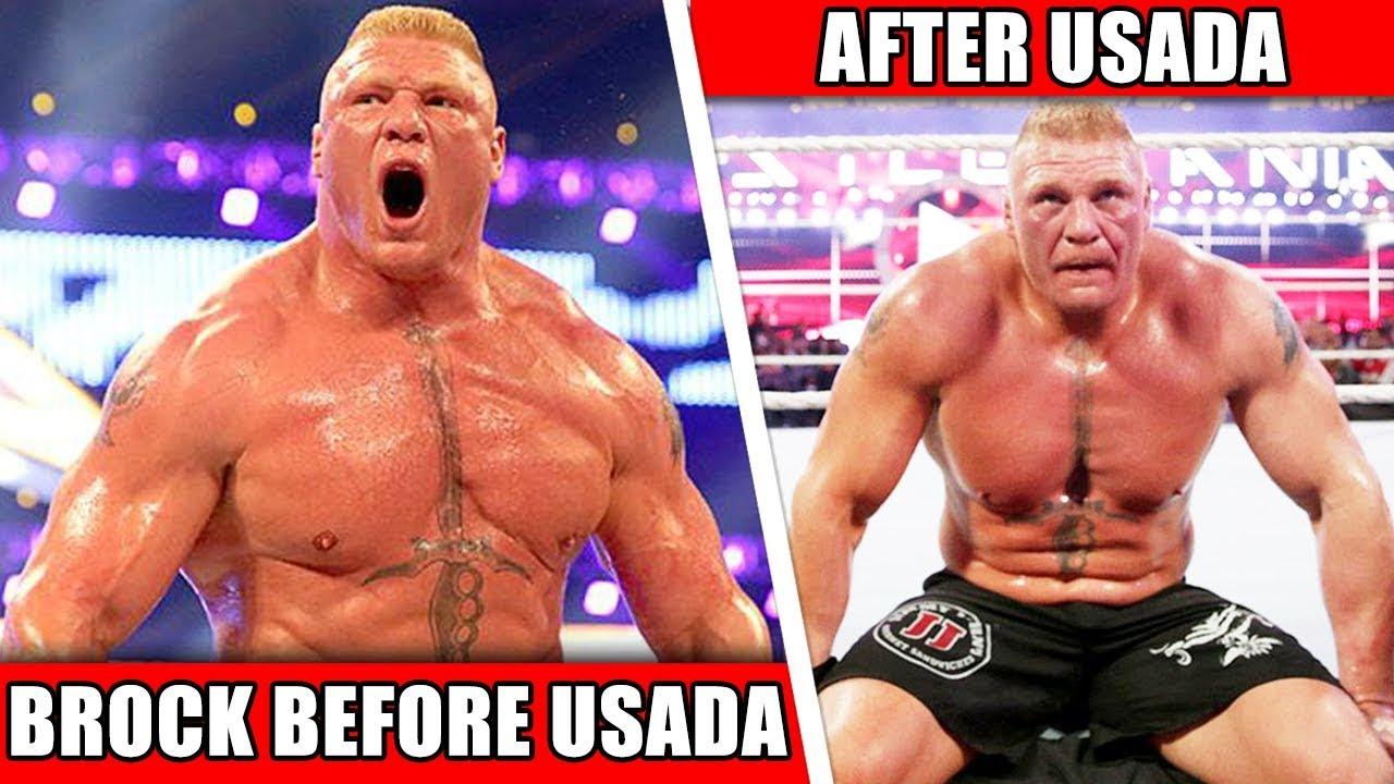 Една от пробите на Brock Lesnar се изпари от базата с данни на USADA