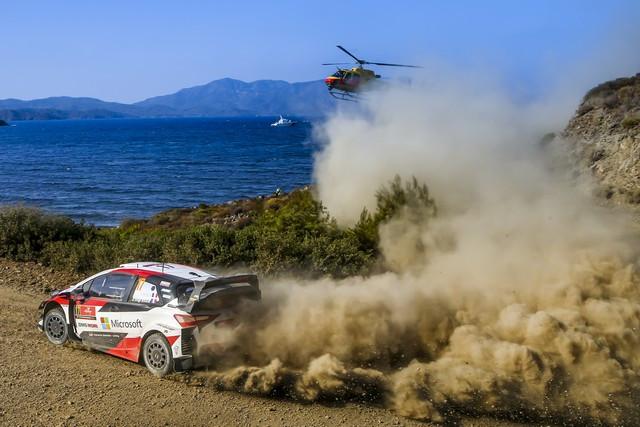 Retour en images sur un week-end exceptionnel pour TOYOTA GAZOO Racing qui remporte les 24 Heures du Mans et le Rallye de Turquie  Wrc-2020-rd-5-102
