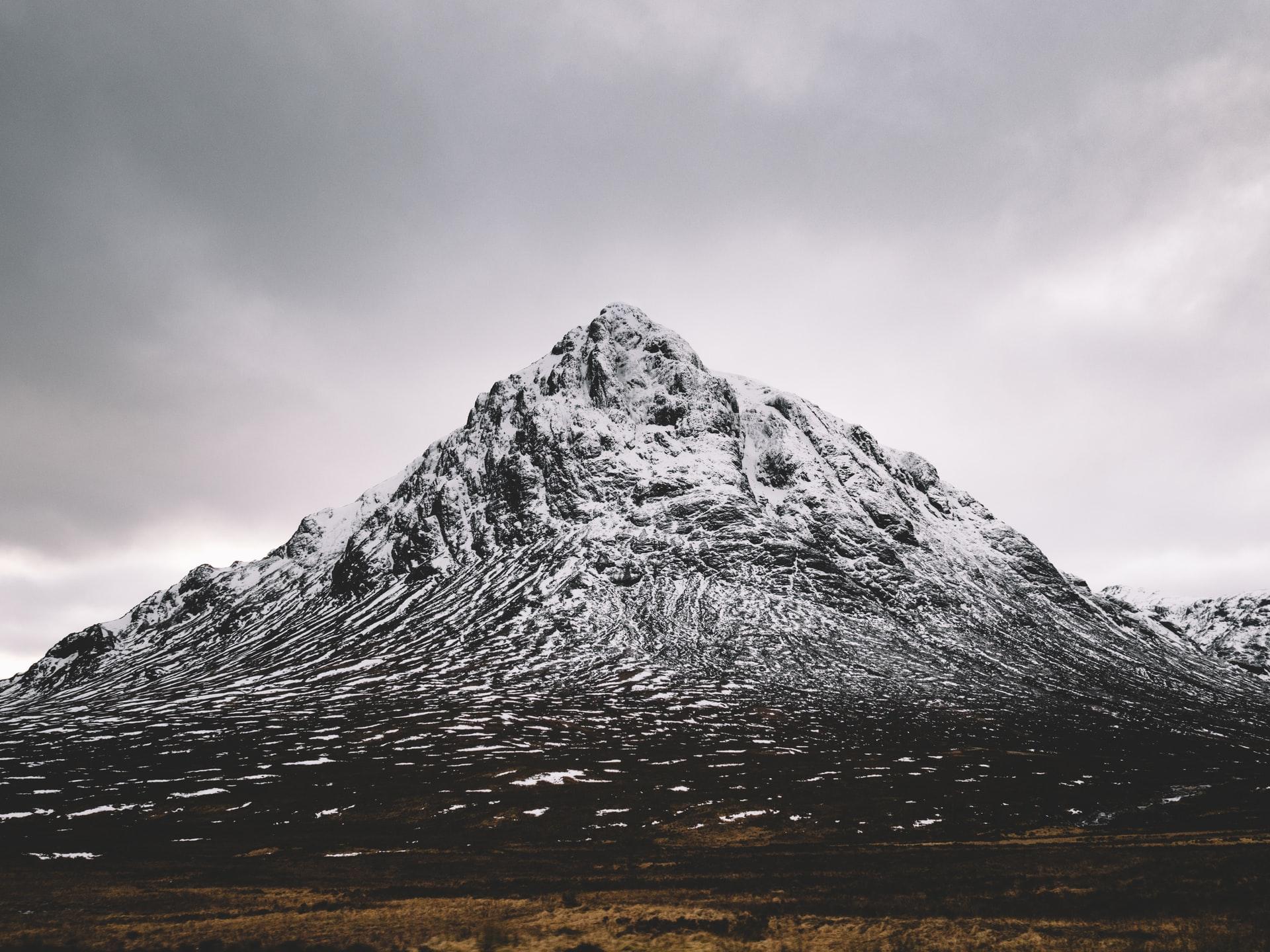 Buachaille Etive Mor, Scottish Mountains