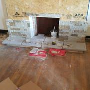 Fireplace Rebuild