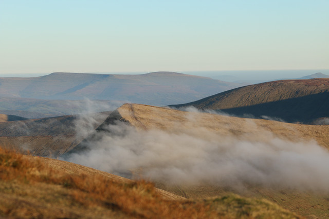 The Eastern Brecon Beacons