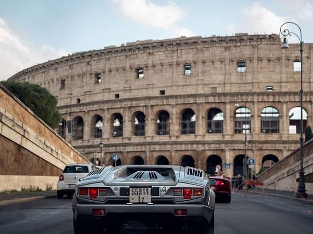 Lamborghini à Modena 100 Ore 2020 570775