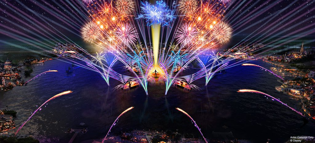 epcot fireworks disney blog
